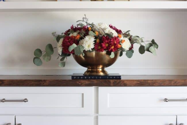 Learn How To Make A Beginner Compote Flower Arrangement
